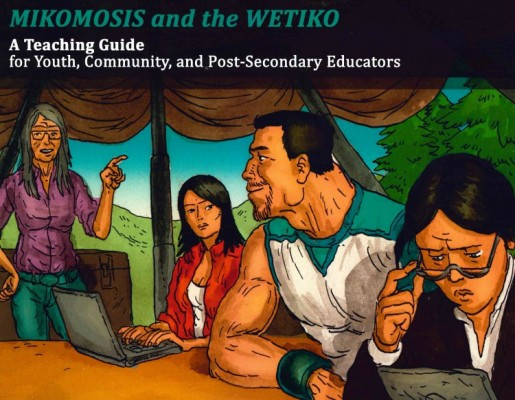 Mikomosis and the Wetiko - A Teaching Guide