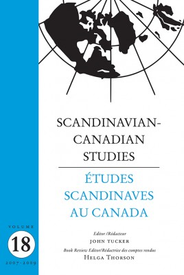 Scandinavian-Canadian Studies Vol 18