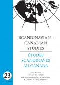 Scandinavian-Canadian Studies Vol 23