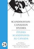 Scandinavian-Canadian Studies Vol 24