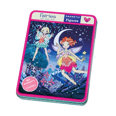 Fairies Magnetic Figures
