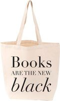 Books Are the New Black Tote