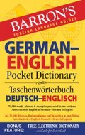 Barron's German-English Pocket Dictionary