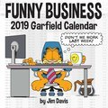 2019 Garfield Wall Calendar: Funny Business