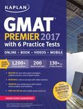 GMAT Premier 2017 with 6 Practice Tests