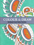 Colour and Draw Northwest Coast Native