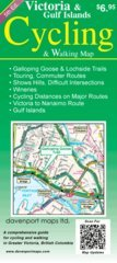 Greater Victoria Cycling Map