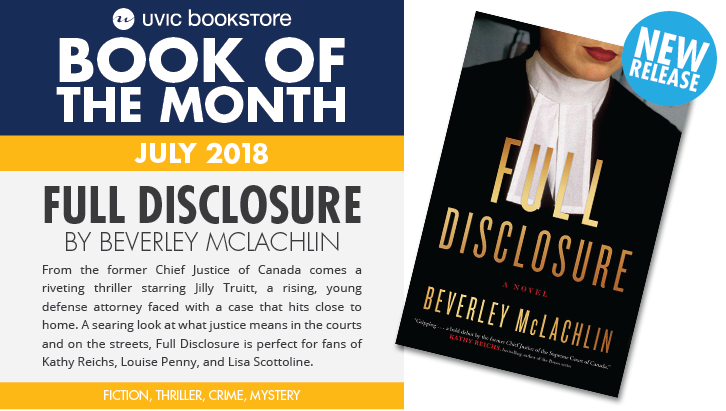 Book of the Month July 2018