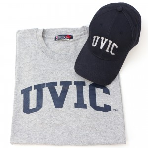 UVic Hat and Tee Combo Pack