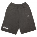 UVic Russel Essential Fleece Shorts