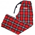 Flannel UVic PJ Pants