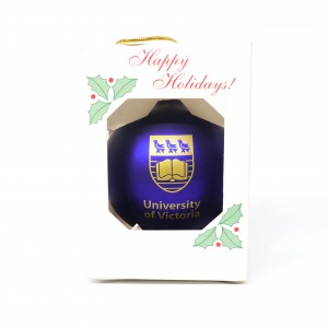 University of Victoria Christmas Ornament