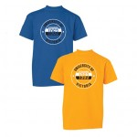 Champion: 'University of Victoria' Youth Tee