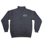 "Dubwear: DAD ""University of Victoria"" 1/4 Zip Sweatshirt"