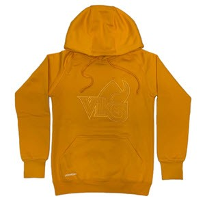"Lionheart Sports: UVIC ""VIKES"" Pullover Athletic Hoodie"