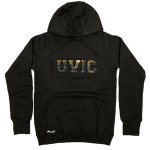 Lionheart Sports: Sublimated UVIC Athletic Hoodie