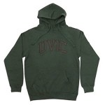 Dubwear: September Surprise Hoodie-Forest Green