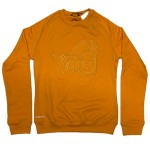 Lionheart Sports: VIKES Tone-on-tone Classic Crewneck (Gold)