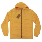 MV Sport: 'University of Victoria' Vintage Hooded Raincoat (Yellow Gold)