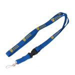 UVIC Crested Lanyard
