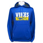 Vikes Nation Active Hoodie