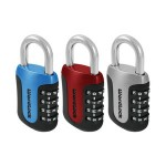 Wordlock Colour Sports Lock