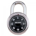 MasterLock Combination Lock - Black