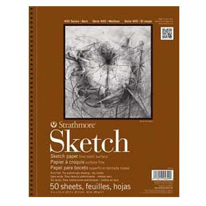 Sketchbooks, Pads & Paper