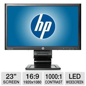 "HP LA2306x 23"" Widescreen LED LCD Monitor Refurbished"