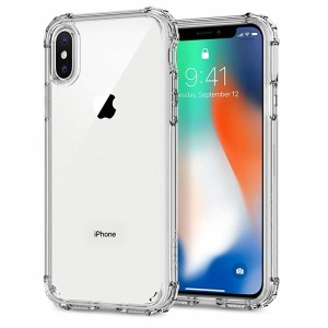 Spigen Crystal Shell for iPhone X/Xs - Clear