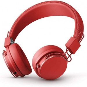 Urbanears Plattan 2 Bluetooth Headphone - Tomato Red