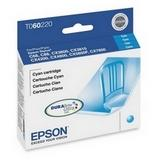 Epson 60 Ultra Cyan Ink Cartridge