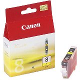 Canon CLI-8 Yellow Ink Tank