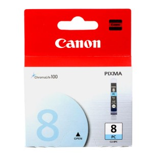 Canon CLI-8 Photo Cyan Ink Tank