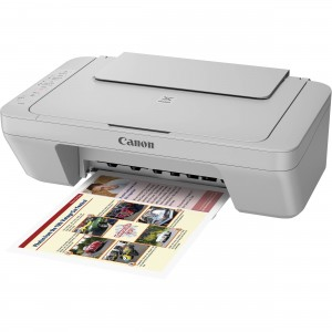 Canon Pixma MG3020 Photo All-in-One Inkjet Printer