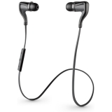 Plantronics Backbeat Bluetooth Earbuds - Black