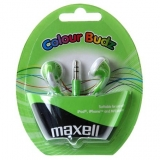 Maxell Colour Buds - Green