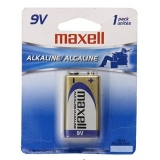 Maxell 9Volt Battery - 1 Pack
