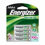 Energizer Rechargeable AAA Batteries - 4pk