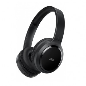 JVC On-Ear Bluetooth Headphones HA-S80BN Black