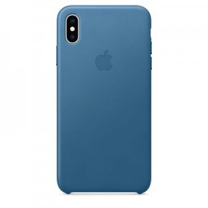 Hot Buy - Apple iPhone XS Max Leather Folio - Cape Cod Blue
