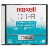 Maxell 1PK CD-R 700MB