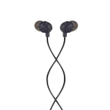 Marley Little Bird In-Ear Headphones Black