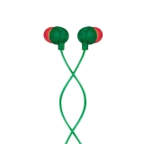 Marley Little Bird In-Ear Headphones Rasta