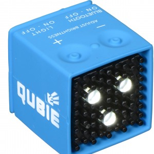 Qubie Micro LED Light - Blue