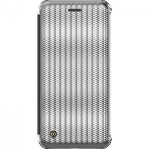 Stil Jet Set Flip Case iPhone 7 - Silver