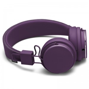 Urbanears Plattan 2 Headphones - Cosmos Purple