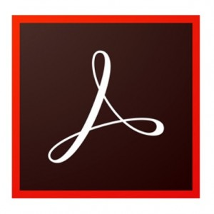 Adobe Acrobat Professional 2017 Perpetual License - UVIC Departmental Only