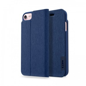 LAUT APEX KNIT for iPhone 8/7/6s/6 - Indigo