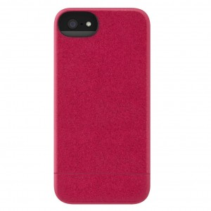 Incase Designs CL69038 Crystal Slider Case for iPhone 5/5S/SE - Raspberry